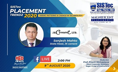 SISTec Placement Trendz 2020