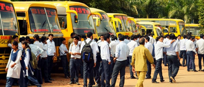 transport facilities at sistec ratibad, best btech colleges in bhopal, private btech colleges in bhopal, top private engineering colleges in india