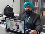 harvinder singh saluja hod ece, sistec ratibad, private engineering colleges in mp, online admission in btech college, online admission