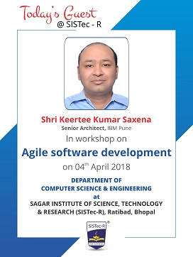tech talk agile software development, engineering college admissions, admissions in college, college level counselling, top placements