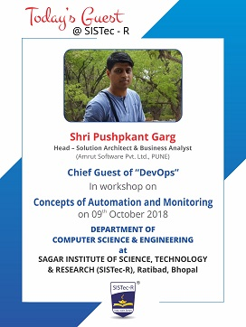 tech talk automation and monitoring, jee entrance exam, counselling in mp, jee based counselling, engineering counselling, sistec